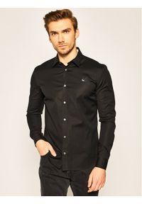 Czarna koszula casual MCQ Alexander McQueen