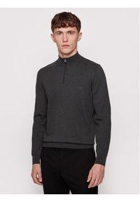 BOSS - Boss Sweter Padro-L 50419988 Szary Regular Fit. Kolor: szary