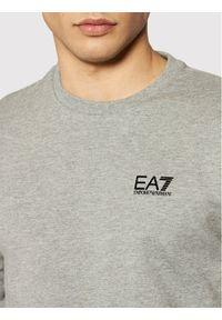 EA7 Emporio Armani Bluza 8NPM52 PJ05Z 3905 Szary Regular Fit. Kolor: szary
