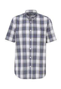 Koszula Cellbes z krótkim rękawem, w kratkę, krótka