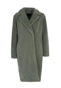 Miętowy płaszcz TOP SECRET #8