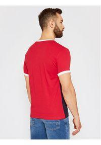 TOMMY HILFIGER - Tommy Hilfiger T-Shirt Logo Flag UM0UM01170 Kolorowy Regular Fit. Wzór: kolorowy
