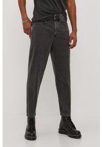 Szare jeansy Only & Sons gładkie