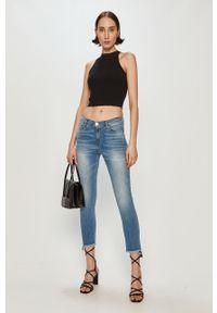 Niebieskie jeansy Pinko klasyczne