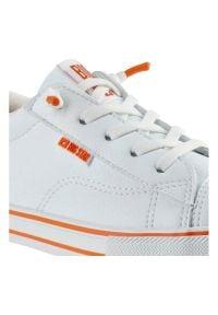 Big-Star - Trampki BIG STAR HH374036 Biały/Pomarańczowy. Kolor: biały, wielokolorowy, pomarańczowy #6