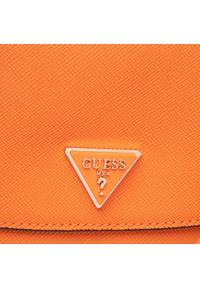 Guess - Torebka GUESS - Cordelia (VG) HWVG81 30020 ORA. Kolor: pomarańczowy. Materiał: skórzane. Styl: klasyczny