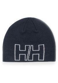 Niebieska czapka zimowa Helly Hansen