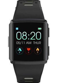 Smartwatch Pacific ZY646A Czarny. Rodzaj zegarka: smartwatch. Kolor: czarny
