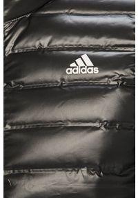 Czarna kamizelka adidas Performance na co dzień, casualowa