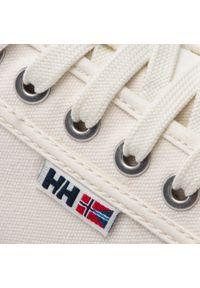 Białe półbuty Helly Hansen casualowe, na co dzień, z cholewką