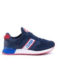 Colmar Sneakersy Travis Runner 032 Granatowy. Kolor: niebieski #6