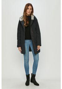 Czarna kurtka Roxy casualowa, na co dzień