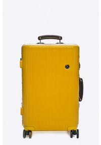Pomarańczowa walizka medicine
