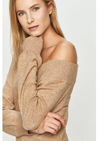 Sweter TALLY WEIJL długi, z długim rękawem, casualowy