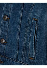 Name it - NAME IT Kurtka jeansowa 13193705 Granatowy Regular Fit. Kolor: niebieski. Materiał: jeans #2