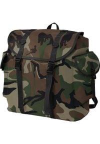 Plecak turystyczny vidaXL Wojskowy 40 l (91101). Styl: militarny