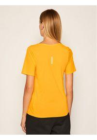 Nike Koszulka techniczna City Sleek CJ9444 Pomarańczowy Standard Fit. Kolor: pomarańczowy #2