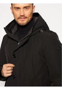 Czarna kurtka zimowa JOOP!