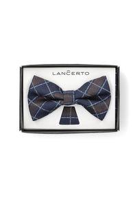 Muszka Lancerto elegancka, z aplikacjami