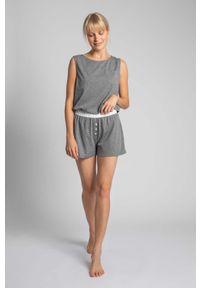 Szara piżama MOE