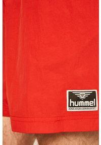 Hummel - Szorty. Kolor: czerwony
