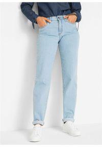 Dżinsy ze stretchem CLASSIC, bestsellery bonprix jasnoniebieski. Okazja: na co dzień. Kolor: niebieski. Styl: casual
