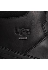 Czarne śniegowce Ugg