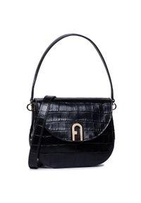 Czarna torebka klasyczna Furla klasyczna
