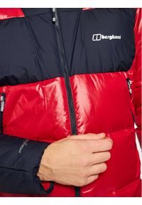 Czerwona kurtka puchowa Berghaus #7