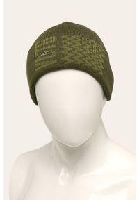 Zielona czapka Converse