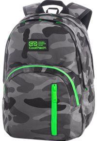 Zielony plecak Coolpack