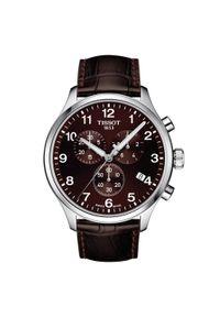 Niebieski zegarek TISSOT sportowy