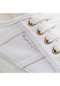 GANT - Gant Tenisówki Pinestreet 22538609 Biały. Kolor: biały
