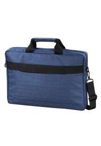 Niebieska torba na laptopa hama