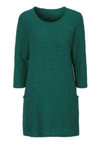 Zielona tunika Cellbes elegancka