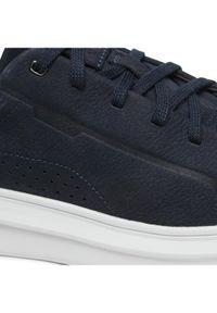 Geox Sneakersy U Maestrale B U15ATB 0LT85 C0832 Granatowy. Kolor: niebieski