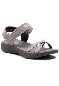 Szare sandały CMP