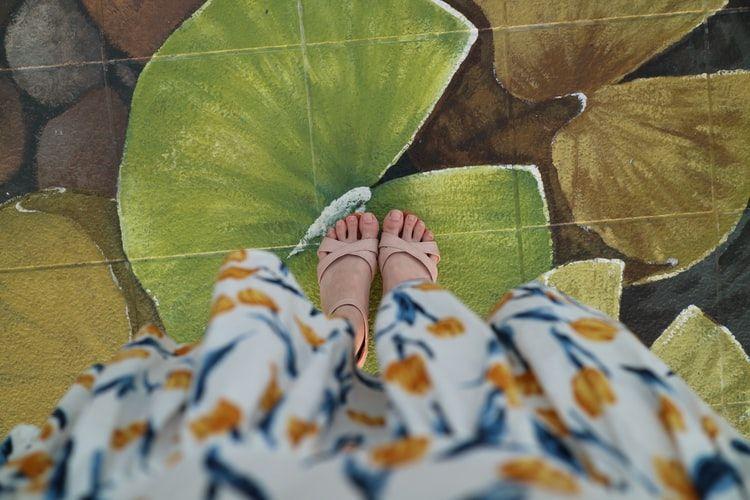 modne sandały damskie na lato
