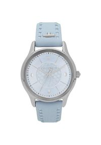 Niebieski zegarek Trussardi Jeans