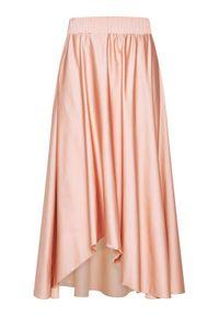 Różowa spódnica Nissa