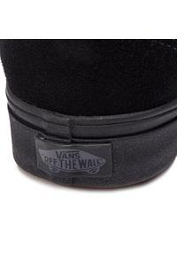 Vans - Tenisówki VANS - Comfycush Old Sko VN0A3WMAVND1 (Classic) Black/Black. Kolor: czarny. Materiał: materiał, zamsz, skóra. Szerokość cholewki: normalna. Model: Vans Classic