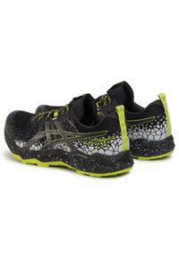 Czarne buty do biegania Asics na sznurówki