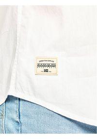 Biała koszula casual Napapijri