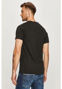 Czarny t-shirt Calvin Klein Underwear