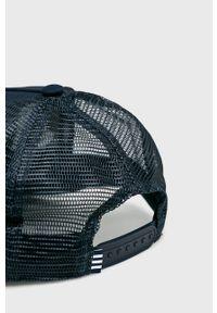 Niebieska czapka z daszkiem adidas Originals