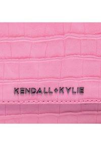 Różowa torebka Kendall + Kylie