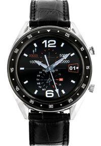Smartwatch Pacific ZY643A Czarny. Rodzaj zegarka: smartwatch. Kolor: czarny