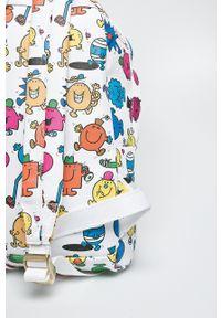 Wielokolorowy plecak Mi-Pac z nadrukiem