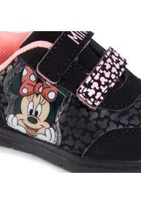 Czarne półbuty Mickey&Friends na rzepy, z cholewką, na spacer #6