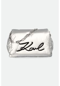 Karl Lagerfeld - TOREBKA KARL LAGERFELD. Rodzaj torebki: na ramię